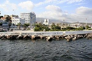 Nador - Image: Paseo Marítimo de Nador (2)