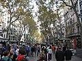 Paseo por la Rambla en Barcelona - panoramio.jpg