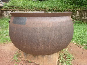 Thrippunithura - Vessel at the Museum