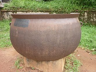 Thrippunithura - Vessel at the Museum