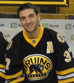 Patrice Bergeron - Wikipedia, the free encyclopedia