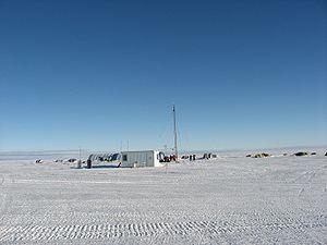 Patriot Hills Base Camp - Patriot Hills Base Camp