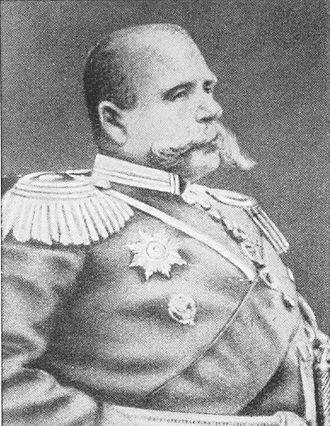 Paul von Rennenkampf - Paul von Rennenkampf, Russian general, 1854–1918, commander of the 1st Russian Army during 1914.