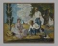 Paul Cézanne - Picnic on a Riverbank - 1983.7.6 - Yale University Art Gallery.jpg