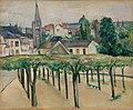 Paul Cézanne - Village Square (Place de village) - BF3 - Barnes Foundation.jpg