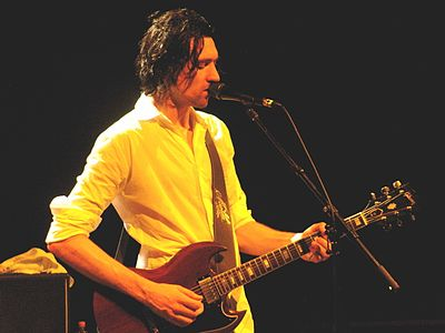 Picture of a band or musician: Paul Dempsey