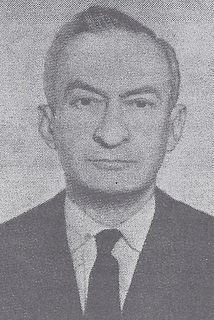 Pavle Savić Serbian physicist
