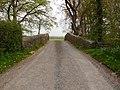 Pecketsford Bridge on the river Taw - geograph.org.uk - 1853347.jpg