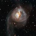 Peculiar galaxy NGC 3256.jpg