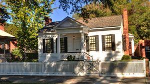 Pemberton House (Columbus, Georgia) - Image: Pemberton House 2014