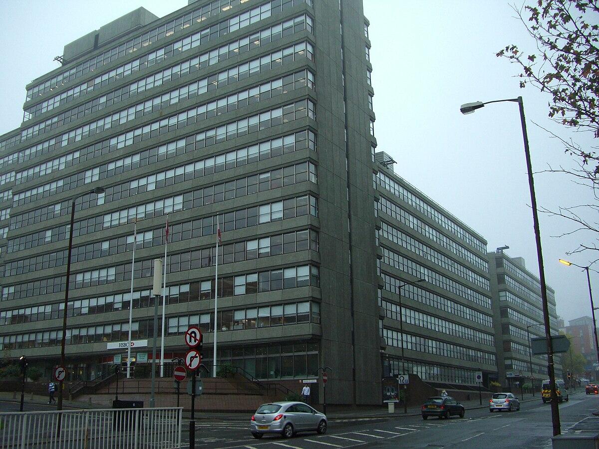 Pennine Centre - Wikipedia