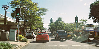 Mount Gravatt, Queensland Suburb of Brisbane, Queensland, Australia