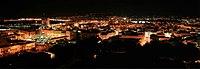 Perspectiva nocturna de Melilla desde el Parador Nacional.jpg