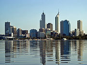 Perth, Western Australia now has the highest median house prices in the country.[citation needed]