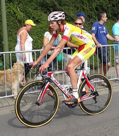 Perwez - Tour de Wallonie, étape 2, 27 juillet 2014, arrivée (C14).JPG