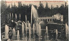 Peterhof Fountains 1907.jpg