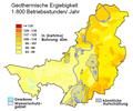 Petershagen geothermische Karte.png