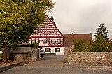 Pfarrhaus, Hauptstraße 2 (Markt Erlbach) HaJN 6421.jpg