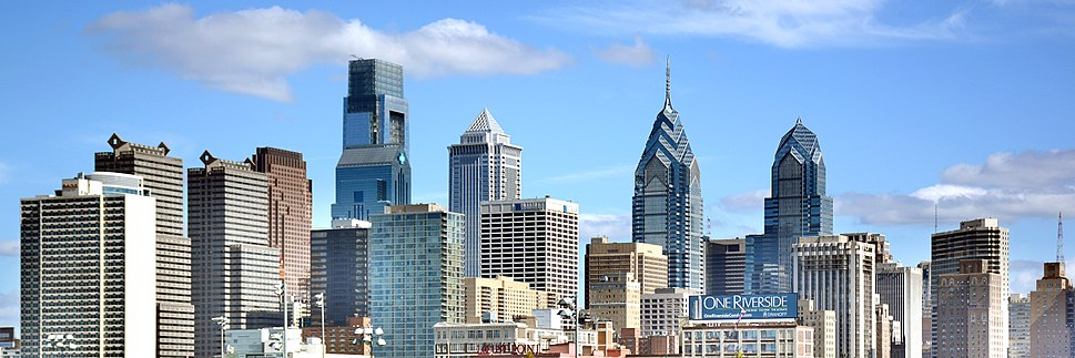 Philadelphia skyline (2015)