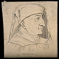 Philip the Bold; portrait. Drawing, c. 1794. Wellcome V0009247.jpg