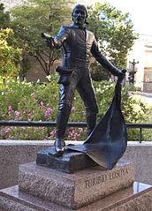 Toribio Losoya (sculpture)