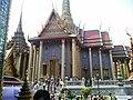 Phra Borom Maha Ratchawang, Phra Nakhon, Bangkok, Thailand - panoramio (82).jpg