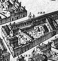 Pianta del buonsignori, dettaglio 122 san pagolo monastero (ospedale di san paolo).jpg
