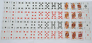 Standard 52-card deck common card deck used in English-speaking countries