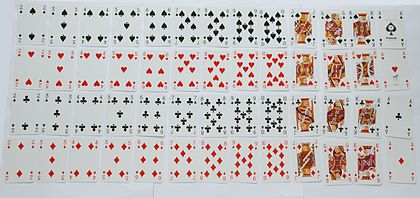 reihenfolge kartenspiel