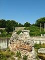 Piciorul Podului lui Traian, malul românesc (19 august 2009).jpg