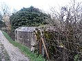 Pillbox by the Kennet and Avon Canal, Thatcham 01.jpg
