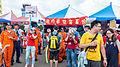 Pilot Uniforms Wearing Exercise Booth in Ching Chuang Kang 20140719.jpg