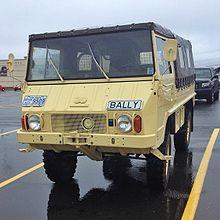 9642e8a1b9 Pinzgauer High-Mobility All-Terrain Vehicle - Wikipedia