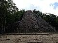 Pirámide de Cobá, Quintana Roo, México.jpg