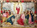 Pittore tosco-emiliano, misteri del rosario, 1550-1600 circa 13 ascensione.JPG