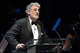 Plácido Domingo in 2008