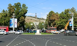 Place de France, Yerevan (cropped)
