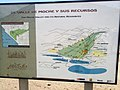 Plafó informatiu sobre la Vall Moche a la Huaca de la Luna.jpg