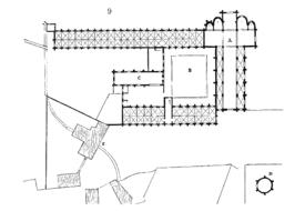 Plan.abbaye.Vaux.de.Sernay