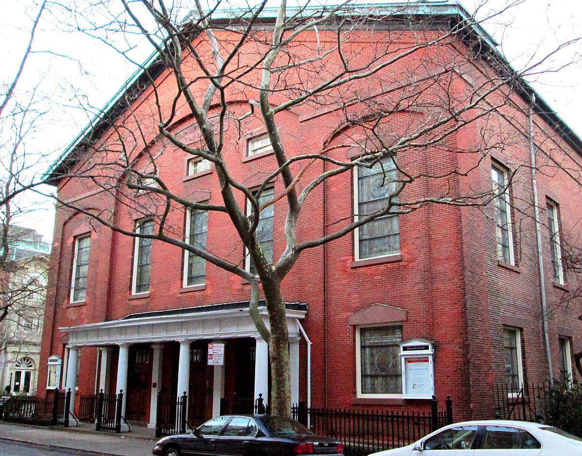 Plymouth Church (Brooklyn) - Wikipedia