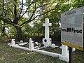 Podłęże k.Krakowa , Cmentarz wojenny z I wojny światowej Małopolski szlak I wojny światowej 2.jpg