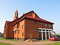 Podlaskie - Wysokie Mazowieckie - Wysokie Mazowieckie - Wspólna 1A - Kościół PiP 20110827 02.JPG