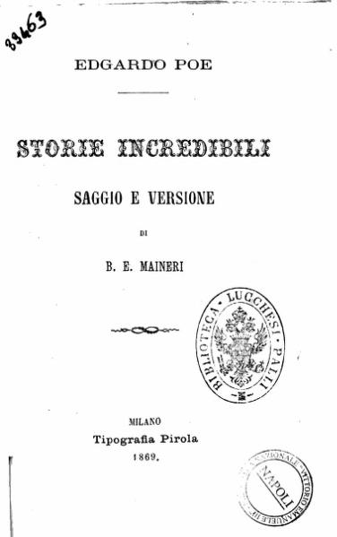 File:Poe - Storie incredibili, 1869.djvu