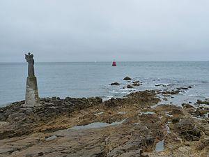 Jules-Charles Le Bozec - Pointe de Kerpenhir-Morbihan