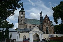 Poland Opatów - church.jpg