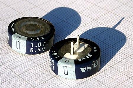 Supercapacitor - Wikiwand