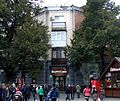 Poltava Sobornosti (Zhovtneva) Str. 25 Apartment House with Store (DSCF4400).jpg