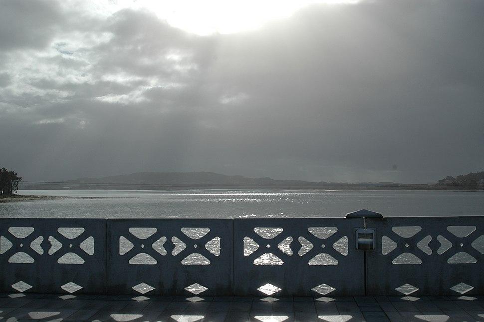 Ponte da Toxa. Galicia