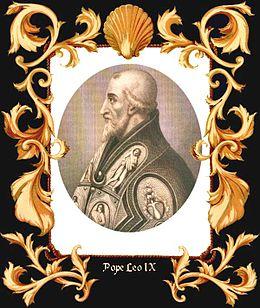 Папа Лав IX
