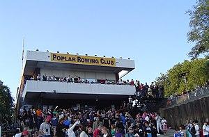 Poplar Blackwall and District Rowing Club - Image: Poplar RC01